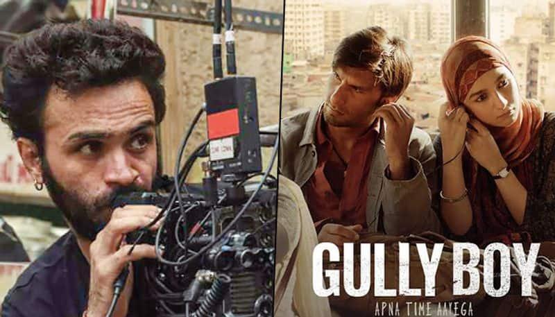 Best CinematographyJay Oza bagged the Best Cinematography Award for Ranveer Singh-Alia Bhatt's Gully Boy.