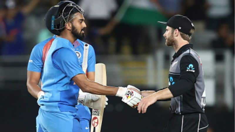 kl rahul request to new zealand captain kane williamson