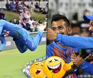 India vs New Zealand T20I series: Winners see the funny side