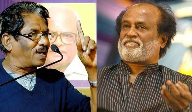 We wont allow Rajini to ruling tamil nadu - says bharathiraja