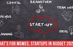 Finance minister Nirmala Sitharaman Presented union budget for 2020-21 on 1st Feb 2020. Here are the key announcements made By the Finance minister for Medium, Small and Micro Enterprise (MSME) sector, and startups.