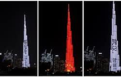 Burj Khalifa Coronavirus Solidarity