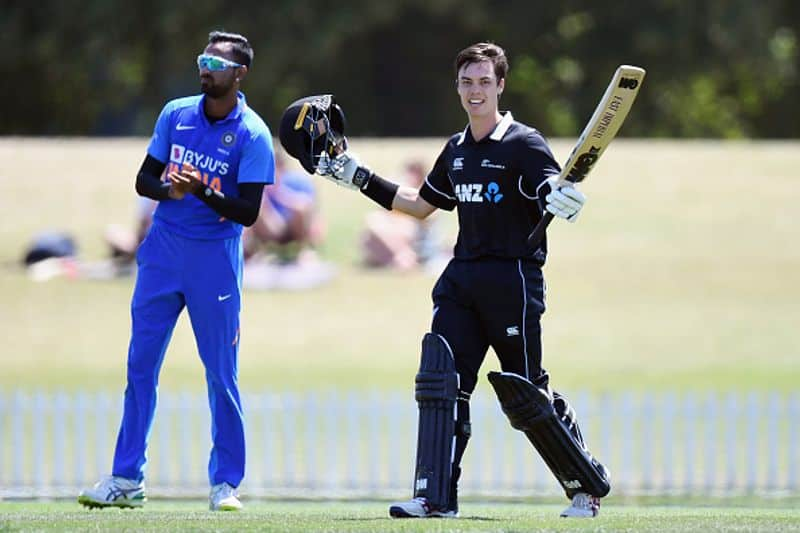 new zealand skipper kane williamson ruled out of first 2 odis against india