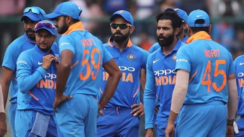 Team India ODI Squad Against South Africa