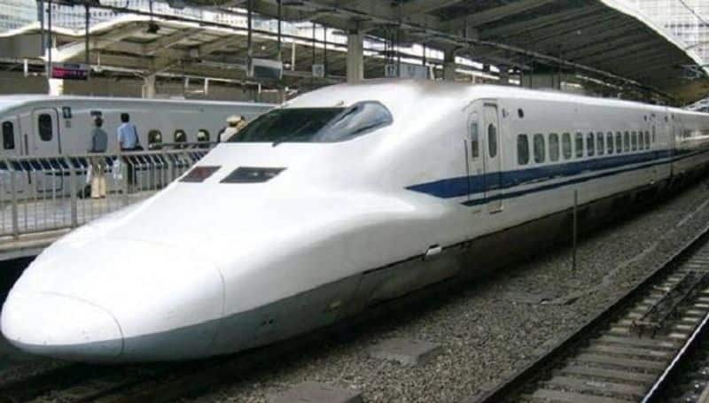 Bullet train to link Ayodhya with Delhi