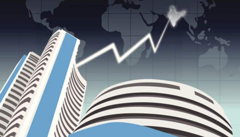 Sensex zooms back up, gains 917 points to return to pre-budget level