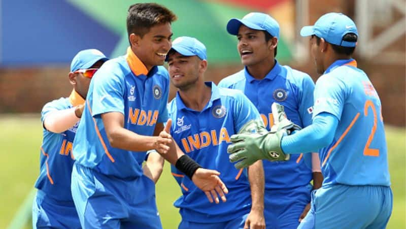 indian team creates history in u19 world cup