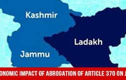 How The Economy of Jammu and Kashmir Changed after Abrogation of Article 370