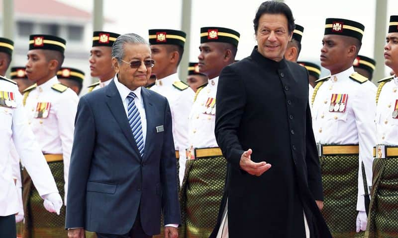 Pakistan in debt, will be able to help Malaysia!