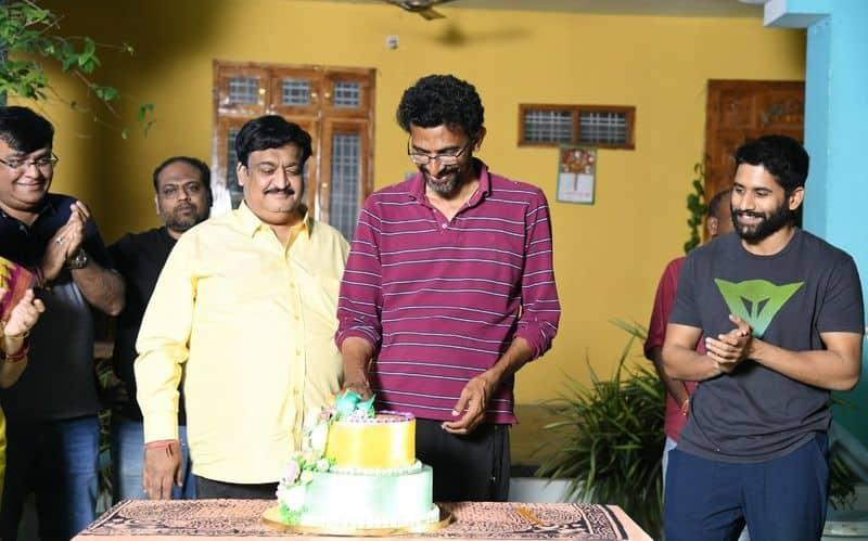 Director Sekhar Kammula birthday celebrations