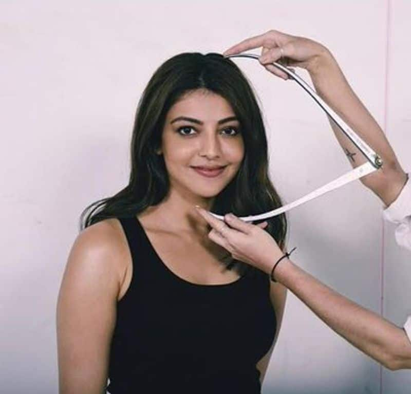 Actress Kajal Aggarwal Wax Statue Opened at Madame Tussauds in Sigapore