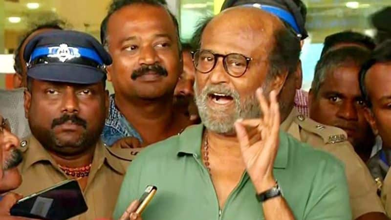 Rajinikanth is a dangerous man!: says a lady Doctor