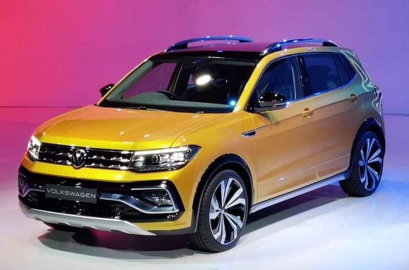 Volkswagen will launch the Taigun mid-sized SUV
