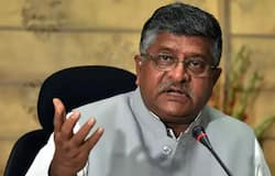 """<p>Union telecom minister Ravishankar Prasad also spoke about direct benefit transfers. He said, """"We have started Direct Benefit Transfer in about 450 schemes. We saved Rs.1,70,000 crore, which was earlier taken by fictitious accounts.""""&nbsp;<br /> &nbsp;</p>"""