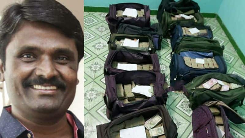 RS 77 Crore and important Documents seized From Bigil Financier Anbuchezhian Home and office