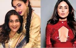 Kareena Kapoor and Sara Ali Khan