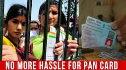 Now Get PAN Card Instantly Based on Aadhaar Details from this Month
