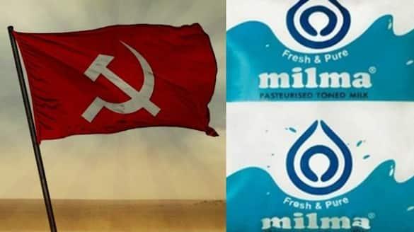 left front in kerala co-operative milk marketing federation