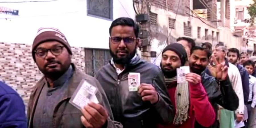 Live Updates of Delhi Assembly Elections 2020
