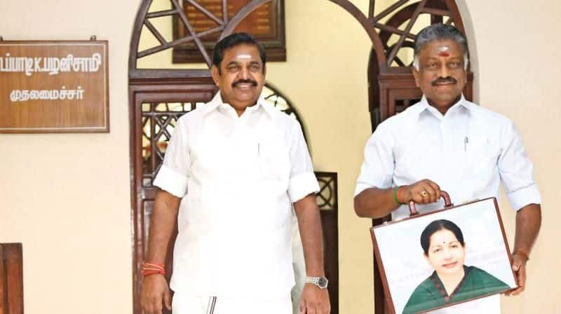 Tamilnadu budget to be presented today in assembly