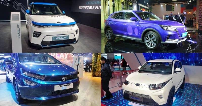 Auto Expo 2020: Top 5 Electric Vehicles