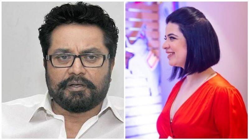 radhika daughter rayane emotional tiwt for sarathkumar