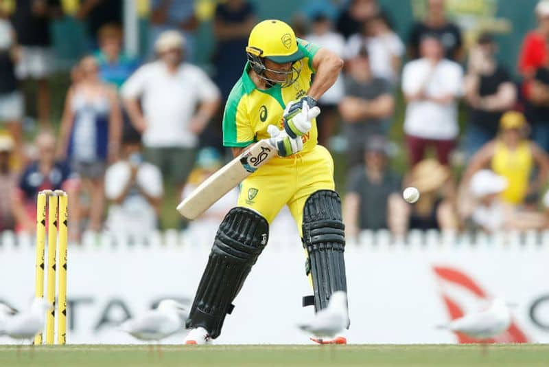 The fourth ball by Ellyse Perry to Sachin Tendulkar: Square Cut for ZERO.