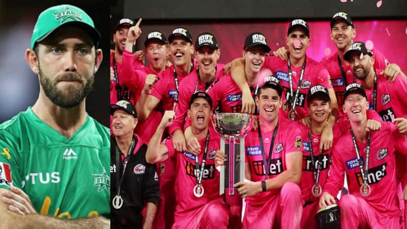 sydney sixers beat melbourne stars in big bash league final and win title second time