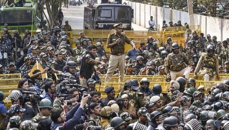 Amith Sha open Talk about Delhi Election
