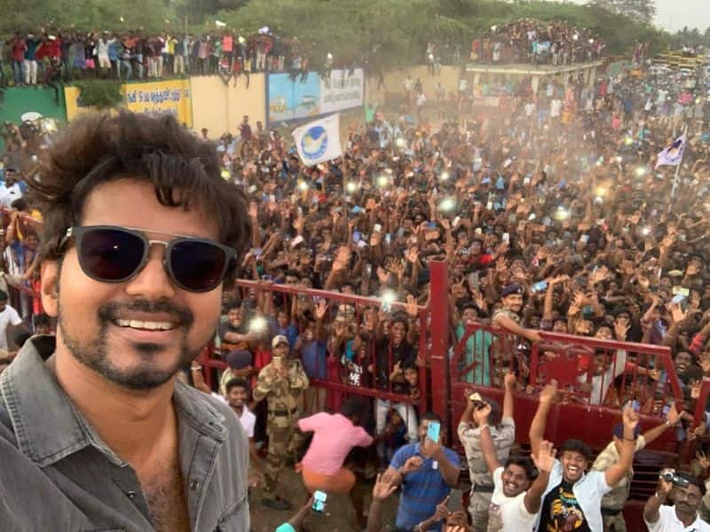 The special scoop behind the single track of Thalabathy Vijay's single track