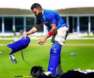 Virat Kohli is confident of doing well in test series against New Zealand