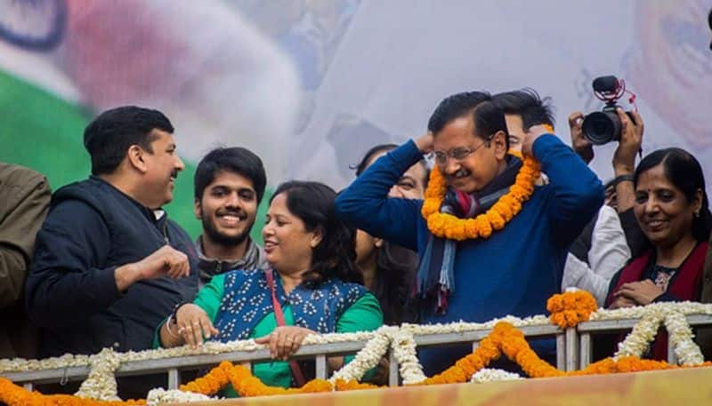 Kejriwal's cabinet may remain old, but the new government