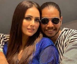 Sana Khan confirms break up with with boyfriend Melvin Louis