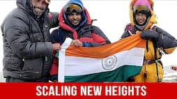 12-year-old Mumbai Girl Becomes Youngest To Scale South America's Highest Peak