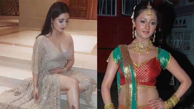 Rashami Desai flaunts her back while dancing, actor Vishal Singh can't take his eyes off her