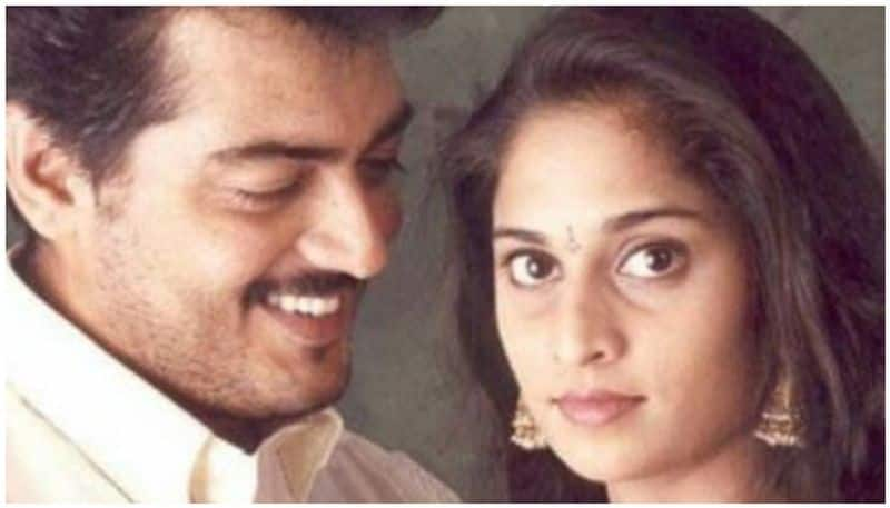 Thala Ajith Still Keeping His 21 Years Ago Promise To Shalini