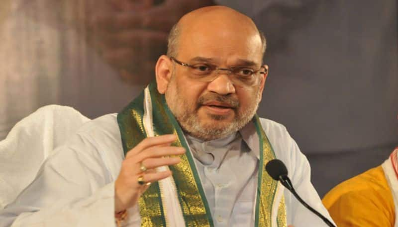 Come on here ... Amit Shah is fiercely anti-China