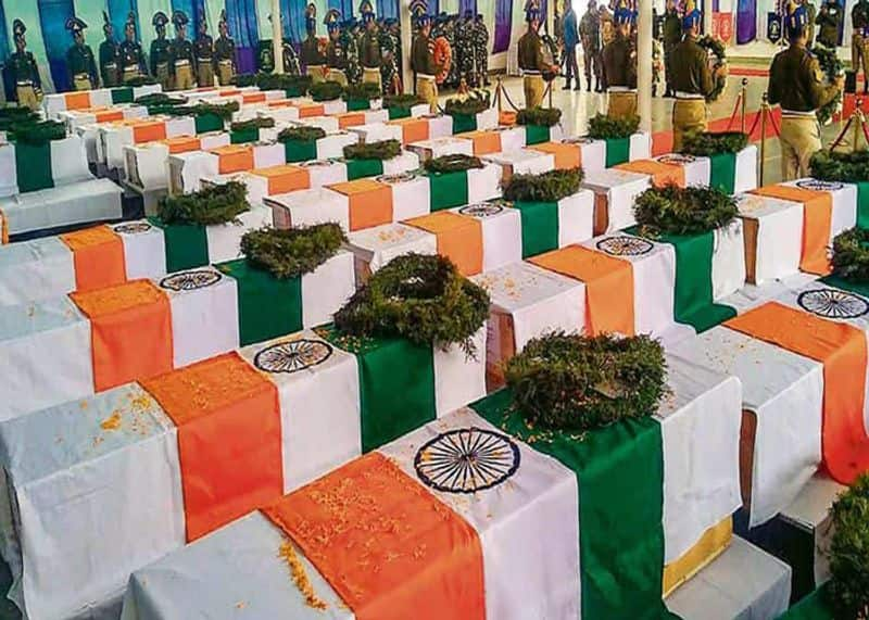 pulawama attack terrorist group's totally destroyed by crpf - Kashmir GDP  says