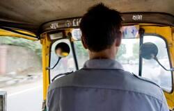 auto rickshaw driver