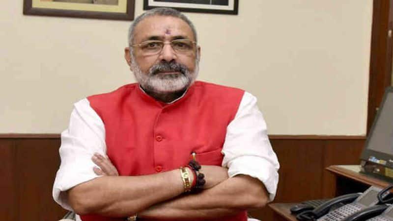 Union Minister Giriraj Singh takes dig at Rahul Gandhi over fisheries ministry remark ksp