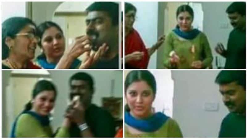namtamilar pery spokesperson  kaliyammal directly criticized actress vijayalakshmi regarding defame of seeman