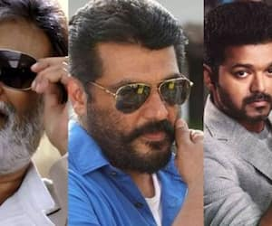 Tamil star Vijay is not equivalent to Rajinikanth but Ajith is: AIADMK minister