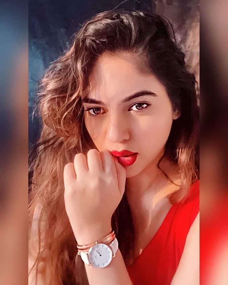 Bigboss Fame Sherin Saree TikTok Going Viral