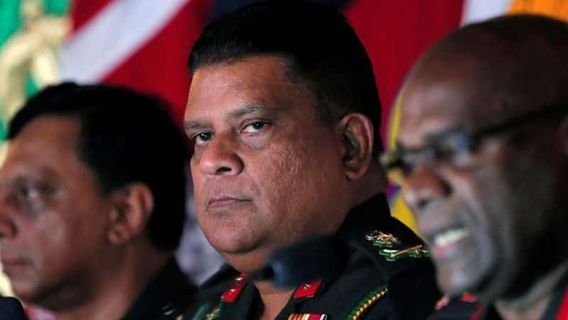 U.S. Bans Sri Lankan Army Chief From Entry