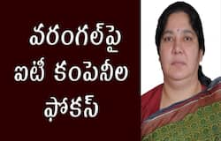 minister satyavathi rathod comments on it industry in warangal