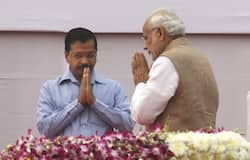 PM Modi said, congratulations for meaningful tenure; CM Kejriwal said, I wish! You could come kps