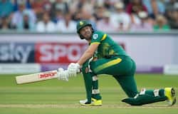 <p><strong>Most calendar sixes in ODIs as skipper</strong><br /> The year 2015 saw de Villiers in a deadly form, especially in the ODIs. In the entire year, he managed to plunder 58 sixes, and that too as a captain. He holds the record for the same and looks highly remote to be surpassed anytime soon.</p>