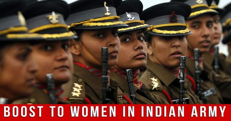 lady officers  in Indian army  supreme court  order- defense minister rajnath singh welcome