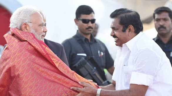 Tamil Nadu needs 20 lakh corona vaccine dose... CM Edappadi Palanisamy letter to the Prime Minister