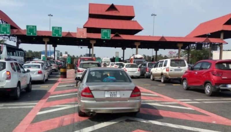 toll collection begins in paliyekkara